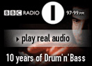 Radio 1 - 10 years of Drum'n'Bass