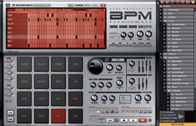 Beat Production Machine